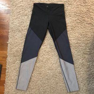 Champion blue athletic leggings - Size S